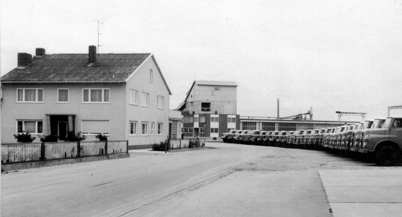History Werk Natternberg