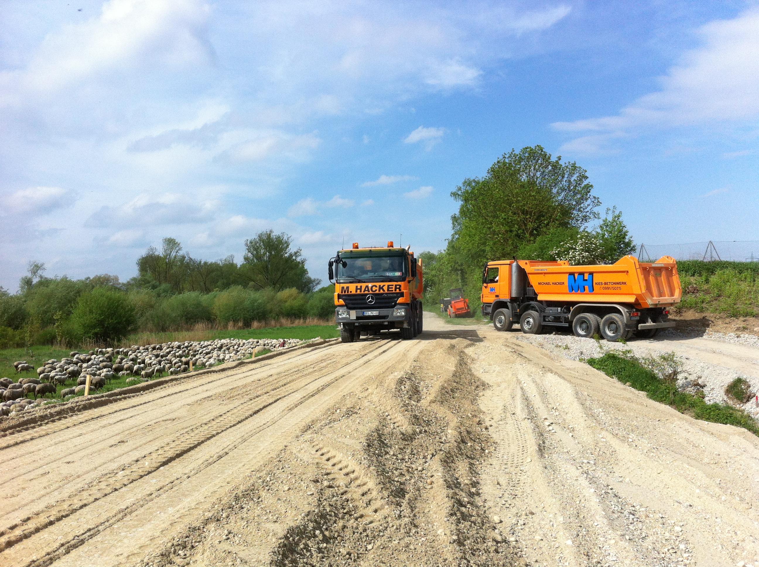 Ref Bild 4 Hochwasserschutz Isardamm Sanierung 2013