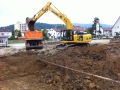 Ref Baustelle Ruselstraße Fa. Praml Bau 2012