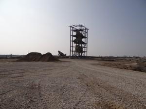 Kieswerk Stauffendorf Bauphase 2
